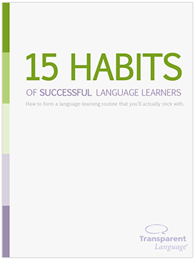 15 Habits of Successful Language Learners