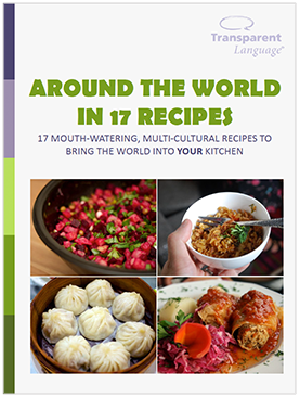 Around the World in 17 Recipes