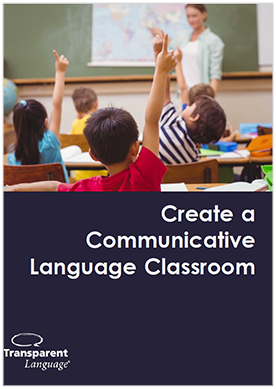 Create a Communicative Language Classroom