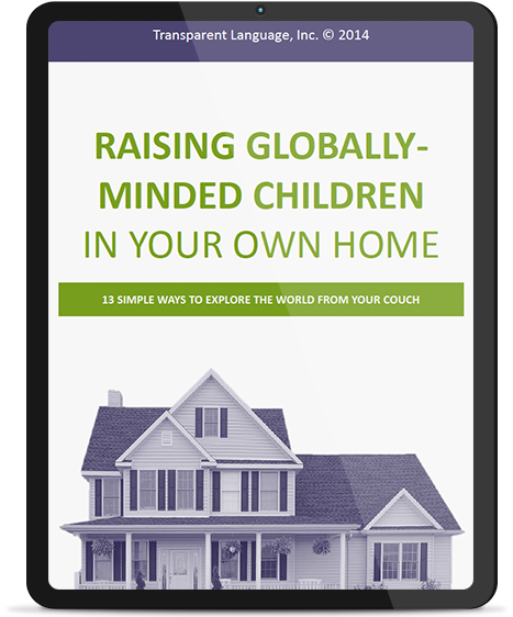 Raising Globally-Minded Children in Your Own Home