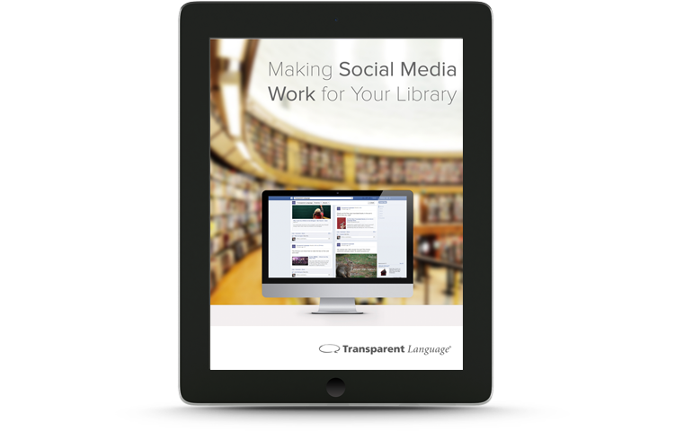 Making Social Media Work for Your Library