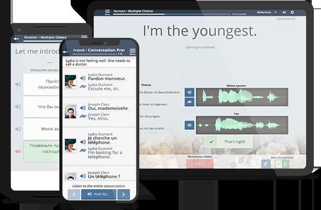 The Transparent Language Mobile App