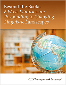 Beyond the Books: 6 Ways Libraries are Responding to Changing Linguistic Landscapes